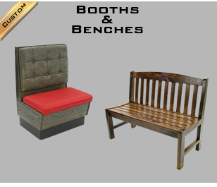 JMC Custom Booths and Benches