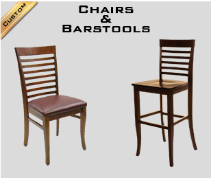 JMC Custom Chairs and Barstools