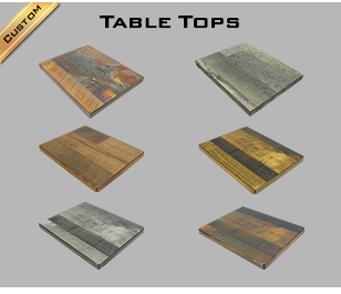 JMC Custom Table Tops
