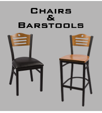 JMC Standard Chairs and Barstools
