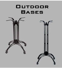 JMC OutDoor Table Bases
